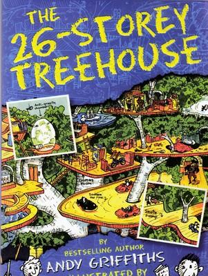 تصویر اورجينال-خانه درختي 26-The 26 storey treehouse
