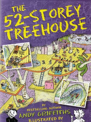 تصویر اورجينال-خانه درختي 52-The 52 storey treehouse