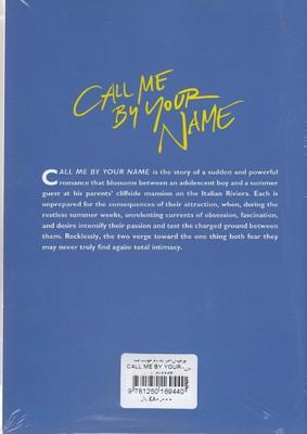تصویر اورجينال-مرا به نام خودت صدا بزن-CALL ME BY YOUR NAME