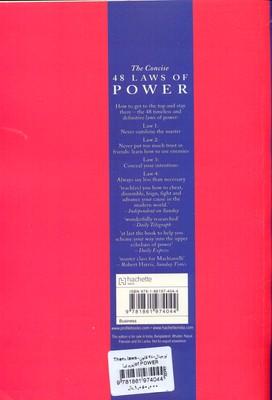 تصویر اورجينال-48 قانون-The48 laws of POWER