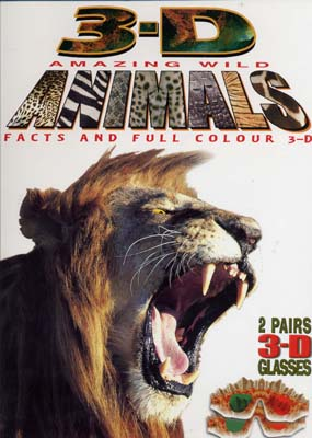 حيوانات-وحشي---كتاب-سه-بعدي