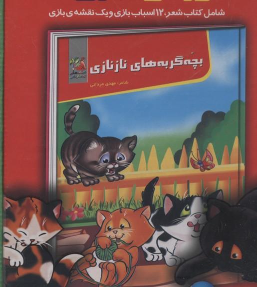 بسته-كتاب-آموزش-بازي(بچه-گربه)