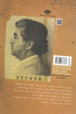 تصویر نامه هاي عزيز نسين و همسرش مرال چلن