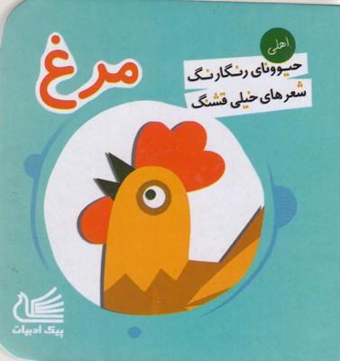 حيووناي-رنگارنگ-شعرهاي-خيلي-قشنگ-مرغ