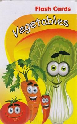 فلش-كارت-سبزيجات