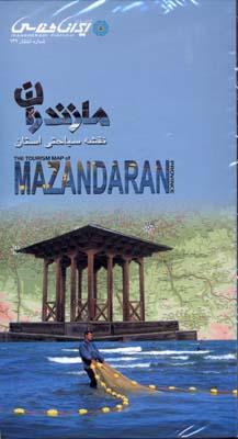 نقشه-سياحتي-استان-مازندران