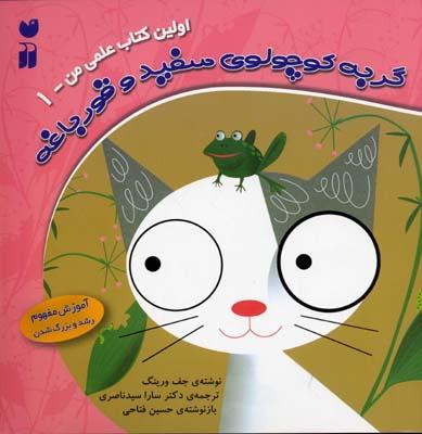 گربه-كوچولوي-سفيد-و-قورباغه-(اولين-كتاب-علمي-من-1)-