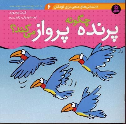 دانستنيهاي-علمي(6)پرنده-چگونه-پرواز-مي-كند