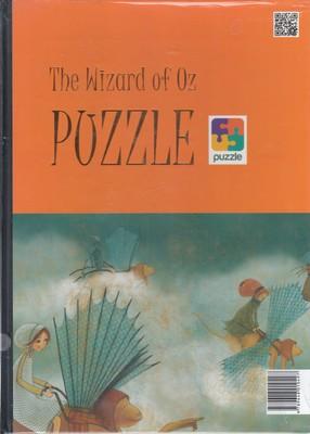 تصویر پازل اورجينال-جادوگرشهر از-the wizord of oz