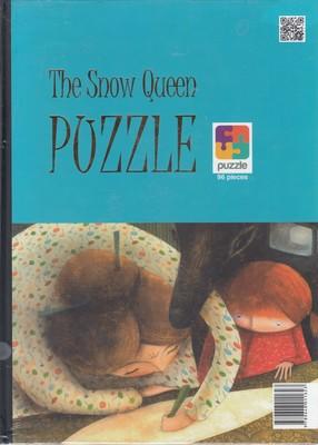 تصویر پازل اورجينال-ملكه برفي-Queen