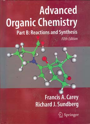 Advanced organic chemistry-B (carey)edition5صفار افست