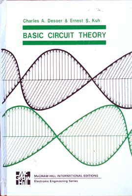 Basic Circuit Theory (desoer)edition1صفار افست