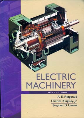 Electric machinery (fitzgerald)edition6صفار افست