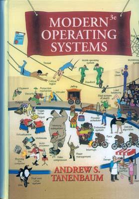 Modern operating systems (tanenbaum)edition 3صفار افست