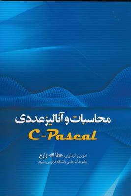 محاسبات و آنالیز عددی c-pascal (زارع) فردوسی مشهد