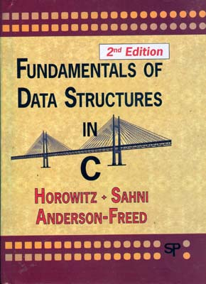 Fundamental Of Data structure in C (horowitz)edition2صفار افست