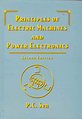 Principles of electric machines (P.C.SEN)edition 2صفار افست