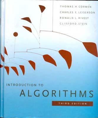 Introduction to Algorithms (cormen)edition3صفار افست