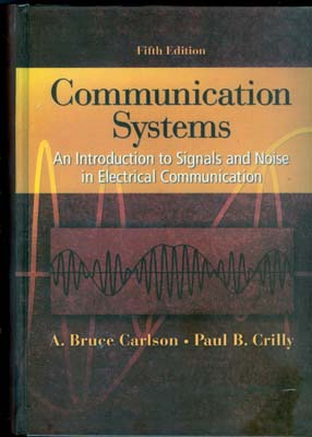 Communication System (carlson) edition5 صفار افست