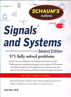 "Schaum""s Signals And Systems (Hsu)edition2صفار افست"