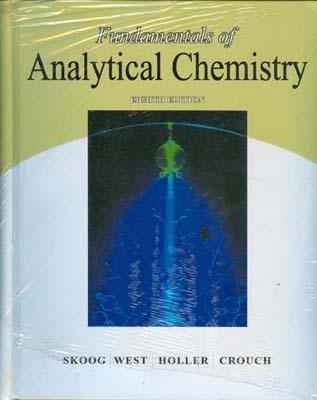 Fundamental of analytical chemistry (نوپردازان)