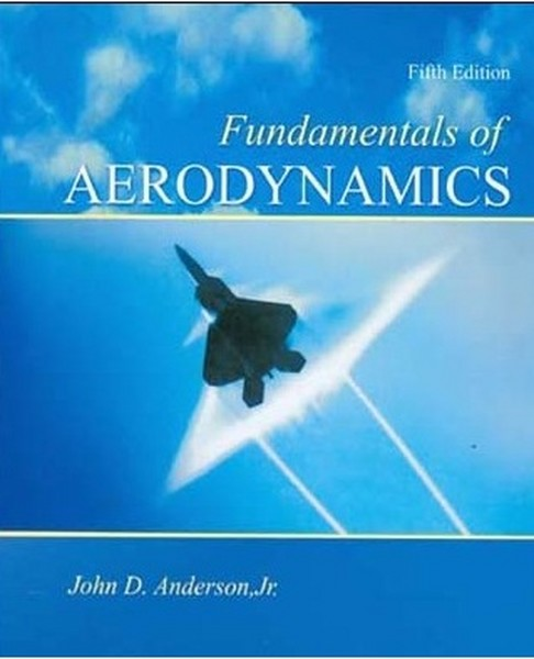 Fundamentals of aerodynamics (Anderson) edition 5 نوپردازان