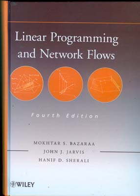 Linear Programming and Network Flows (bazaraa)edition4صفار افست