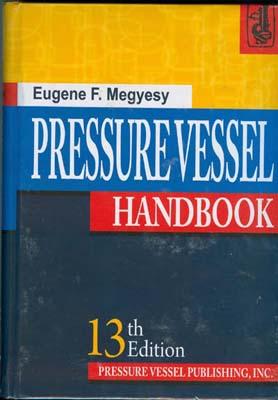 Pressure Vessel HandBook (Megyesy) edition 13 نوپردازان