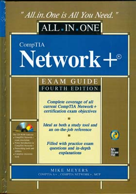 CompTIA Network+ (meyers) edition 4 كاويان