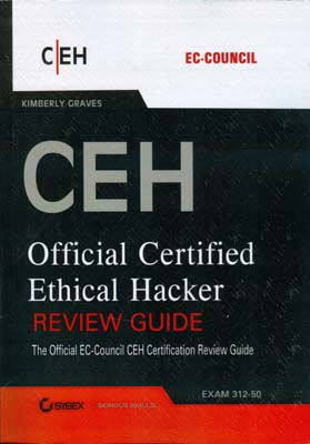 CEH Official certified Ethical Hacker (graves)I كاويان