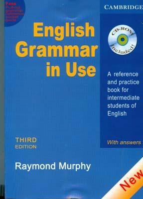 English grammar in use (murphy) edition 3 نهال خجسته