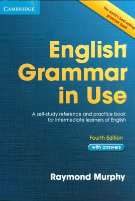 ENGLISH GRAMMER IN USE (MURPHY)I دانشيار
