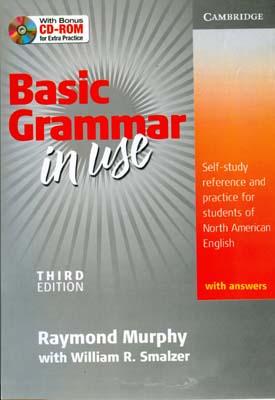 Basic Grammar in use (murphy) edition 3 سپاهان