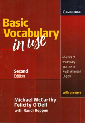 Basic Vocabulary in use (mccarthy) edition 2 سپاهان