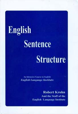 English sentence structure (krohn)i سپاهان
