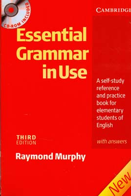 Essential Grammer in Use (murphy) edition 3 سپاهان