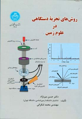 روش هاي تجزيه دستگاهي در علوم زمين (ميرنژاد) دانشگاه تهران