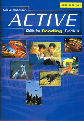Active skills for reading book 4 (اندرسون) سپاهان