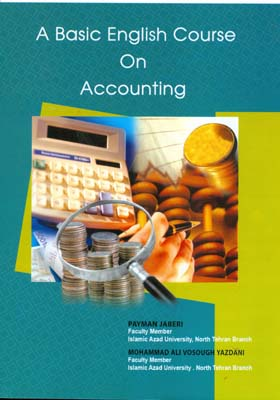 A Basic English Course On Accounting (جابري) سپاهان