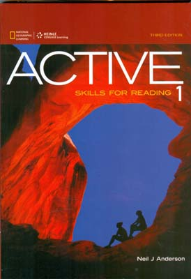 Active skills for reading book 1 (اندرسون) سپاهان