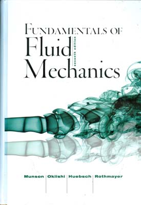 fundamentals of Fluid Mechanics (munson) edition 7 صفار افست