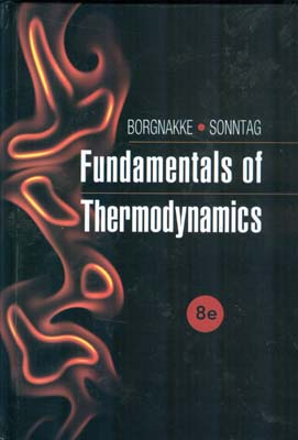 fundamentals of thermodynamics (Van vaylan) edition 8 صفار افست