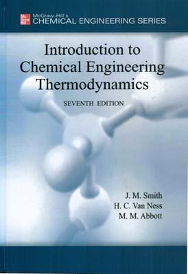 introduction to chemical engineering thermodynamics (smith) edition 7 صفار افست