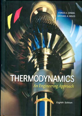 Thermodynamics An Engineering Approach (Cengel) edition 8صفار افست