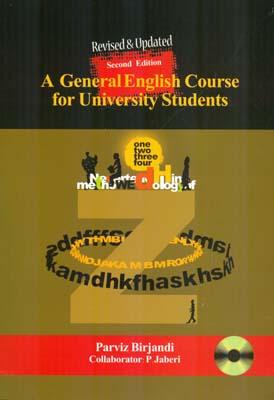 a general english course for university student (birjandi) edition 2 سپاهان