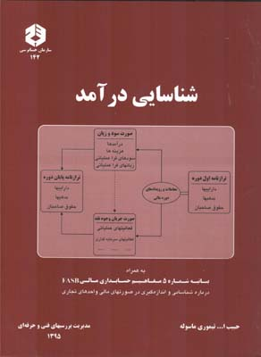 نشريه 142 شناسايي درآمد (سازمان حسابرسي)
