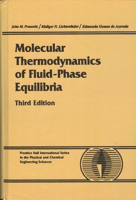 Molecular thermodynamics of fluid-phase (prausnitz) edition 3 صفار افست