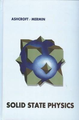 solid state physic (ashcroft) edition 1 صفار افست