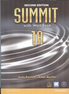 (SUMMIT 1A with work book (saslow