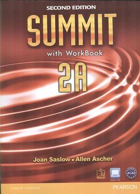 (SUMMIT 2A With WorkBook (saslow